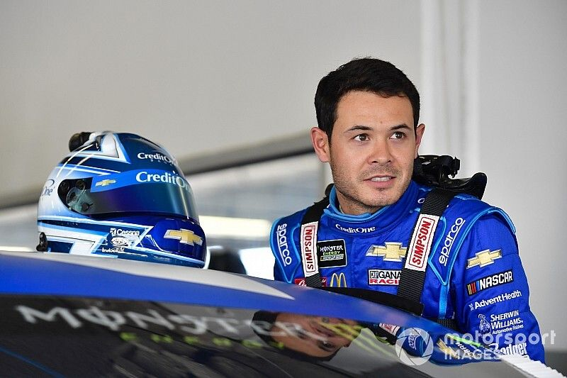 Kyle Larson leads first NASCAR Cup practice at Richmond