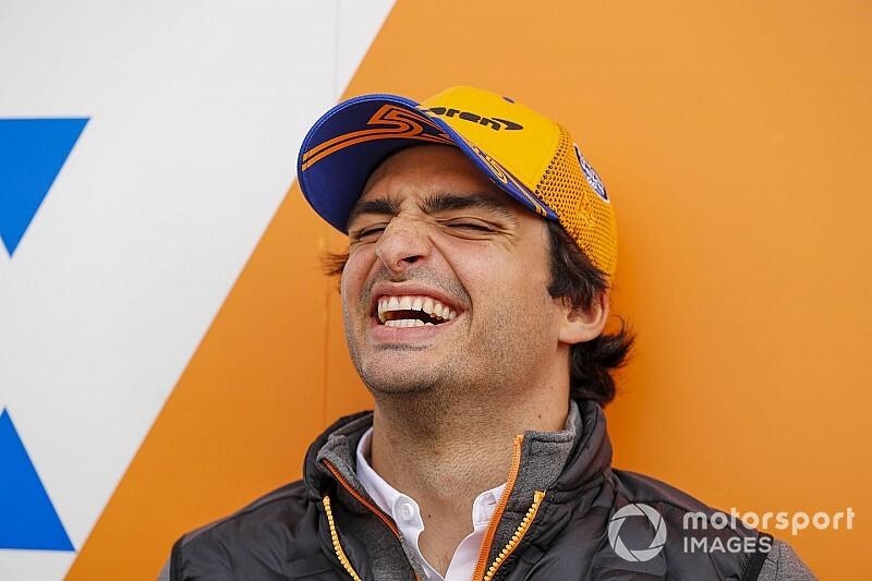 Verstappen szerint a McLaren jól járt Sainz-cal