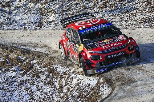 WRCモンテカルロ3日目:トヨタが全SSで最速、優勝争いはオジェ対ヌービルの一騎打ち