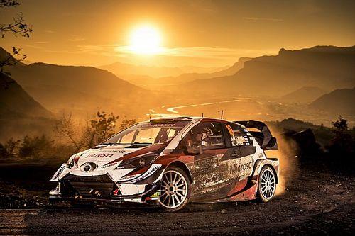 トヨタ3台vsオジェvsヌービル? 開幕戦で見えてきた2019年WRCの勢力図