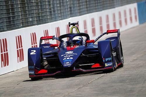 Берд выиграл гонку третьего этапа Формулы E