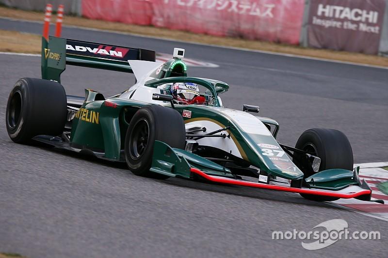 Suzuka Super Formula: Cassidy 12. başladığı yarışı kazandı