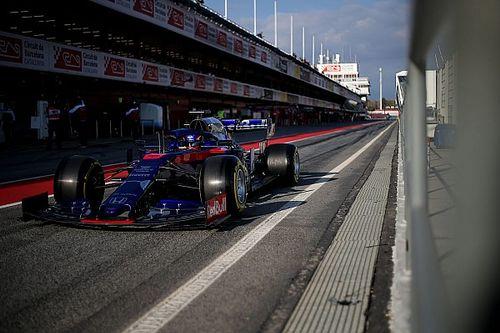 Jöjjön 2019: a Toro Rosso a mezőny végét erősíti majd?