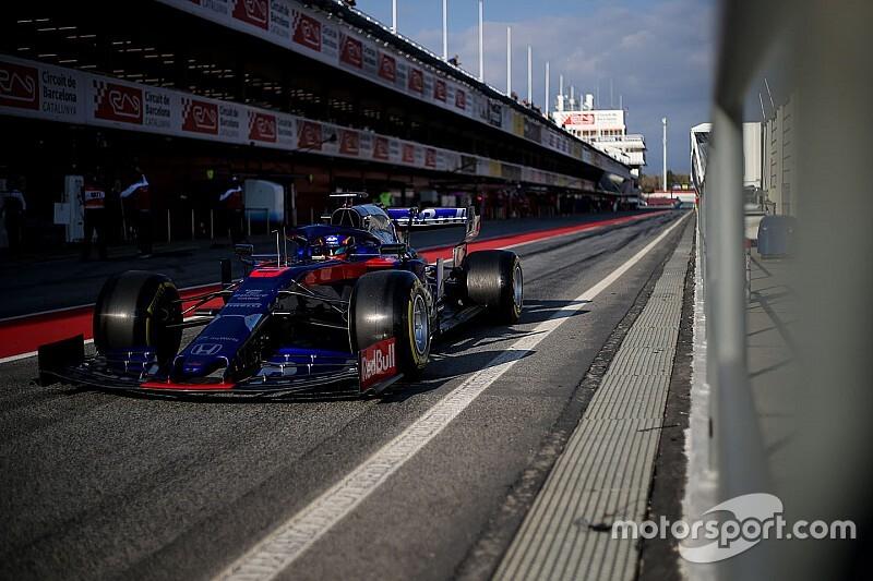 Зимние тесты Ф1 в 2020 году пройдут по новым правилам