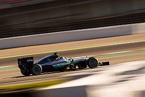 Barcelona F1 test: Rosberg quickest as Ferrari reliability woes continue