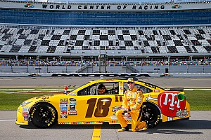 NASCAR Cup Preview Reigning Cup champion Kyle Busch sets sights on first Daytona 500 win