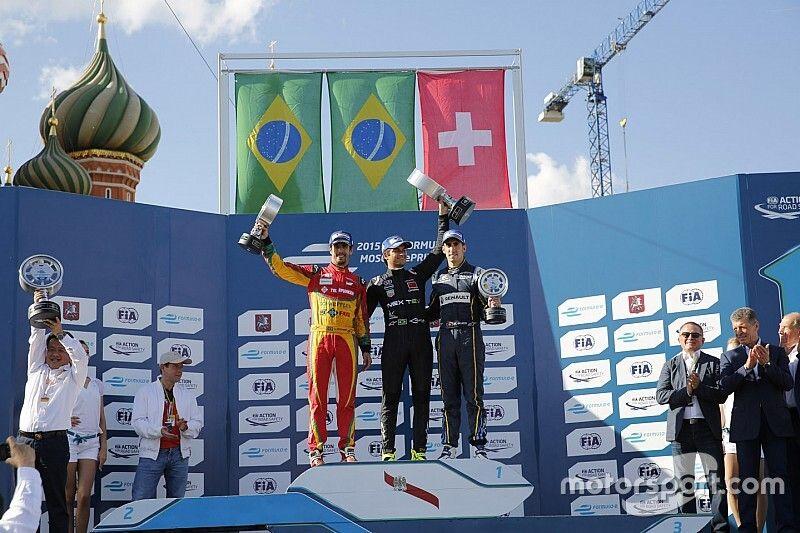 A meia década da Fórmula E: Brasileiros brilham na nova categoria