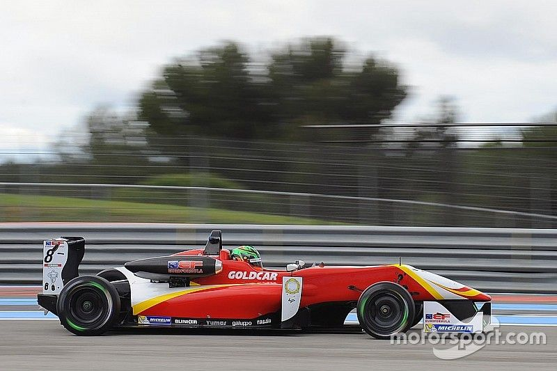 Estoril EF Open: Pulcini dominates opener after first-lap drama