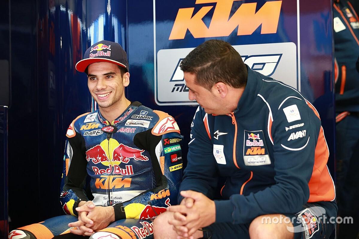Oliveira s'imaginait vainqueur MotoGP depuis l'âge de 13 ans