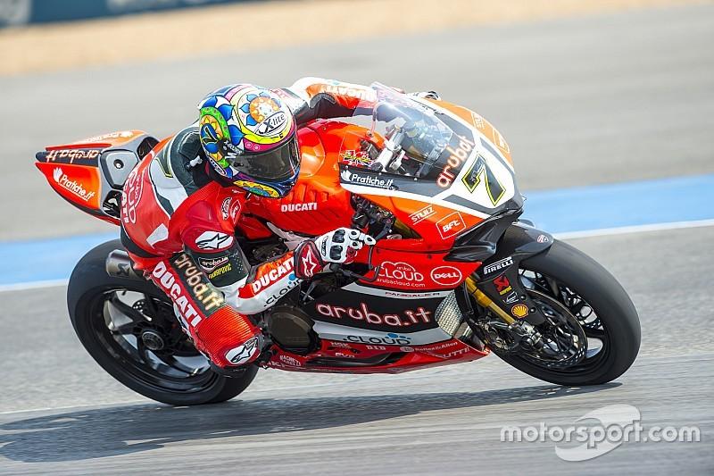 Ducati - Davies et Giugliano restent sur leur faim