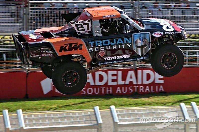 Dakar champ joins Gold Coast Stadium Trucks field