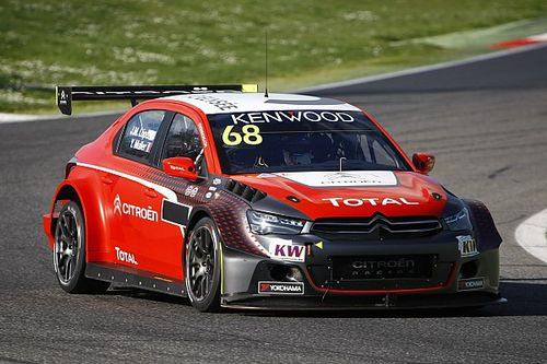 Citroën and Yvan Muller kick off the season on home soil