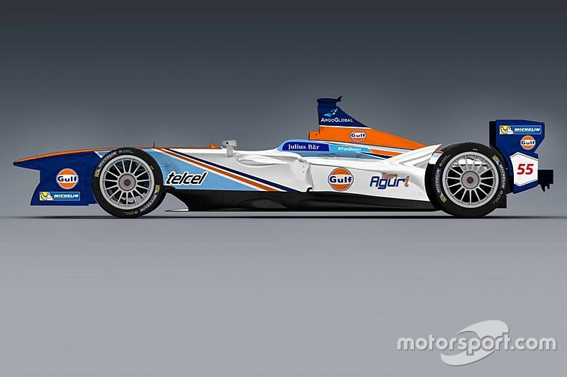 Gulf enters tie-up with Aguri Formula E team