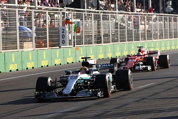 Formula 1 Breaking news Hamilton: Vettel controversy shows Ferrari feeling the pressure