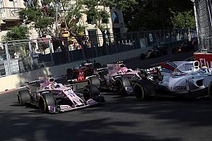 F1 Noticias de última hora La guerra entre pilotos se intensifica en Force India