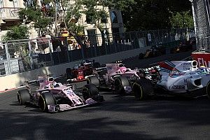 La guerra entre pilotos se intensifica en Force India