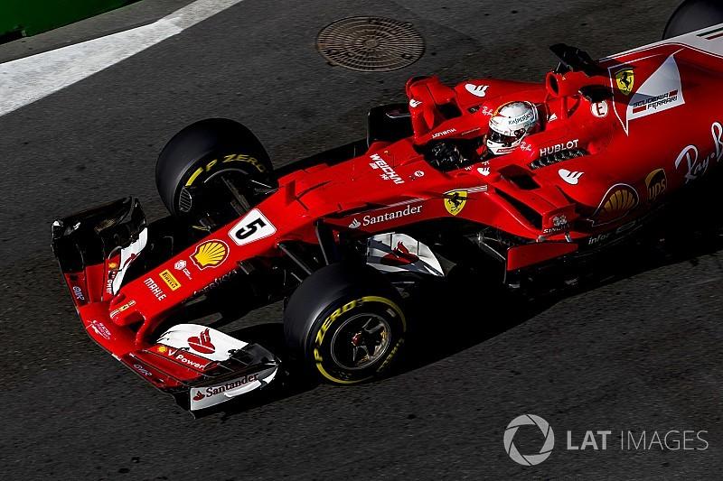"""Vettel: """"Mijn excuses aan Hamilton, de FIA en de kijkers"""""""