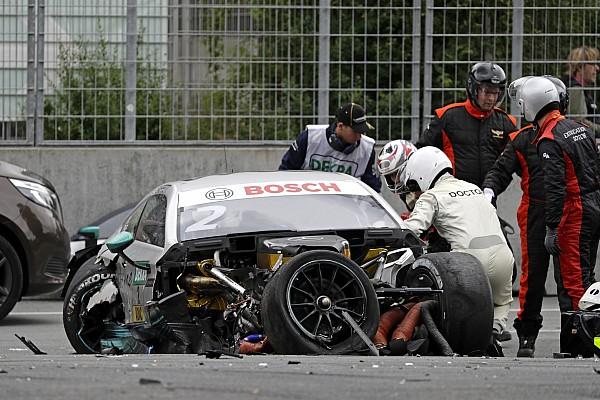 Crash am Norisring: DTM fühlt sich im Sicherheitskonzept bestätigt