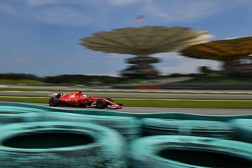 Vettel largará último en Malasia por problemas en el motor
