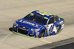NASCAR in Dover: Jimmie Johnson freut sich über Aufwärtstrend