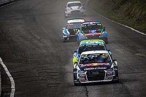 Ралли-Кросс Отчет о гонке Экстрем выиграл предпоследний этап мирового ралли-кросса