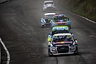 World Rallycross Germany WRX: Ekstrom leads Hansen on Day 1