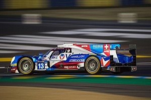 Le Mans Breaking news Rebellion accepts it made Le Mans