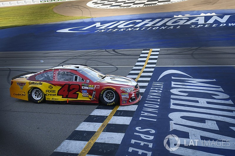 Looking back at the NASCAR weekend in the Rearview Mirror