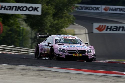 """Mercedes switch """"lot tougher than I thought"""", says Mortara"""