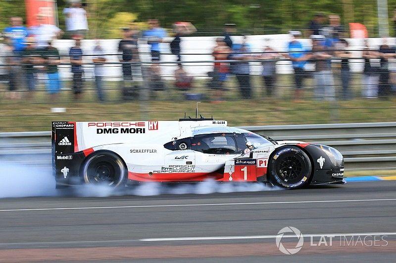 """""""Sensationell"""": Porsche zollt Le-Mans-Rivale Toyota Respekt"""