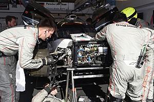 Ле-Ман Важливі новини Хартлі: Перемога у Ле-Мані належить механікам Porsche