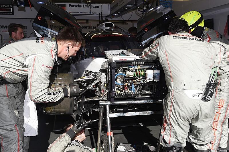 Hartley diz que deve vitória da Porsche aos mecânicos