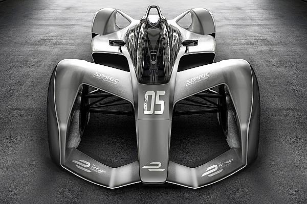 Formula E Spark releases next-gen Formula E concept images