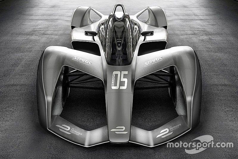 Spark releases next-gen Formula E concept images