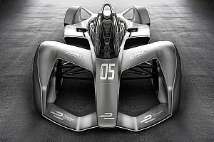 Формула E Новость Концепт: как будут выглядеть новые машины Формулы Е