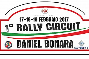 Rally Ultime notizie ll Rally Circuit Daniel Bonara va in scena all'Autodromo di Castrezzato