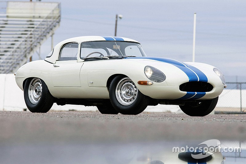 C'est la Jaguar Type E la plus chère de l'Histoire