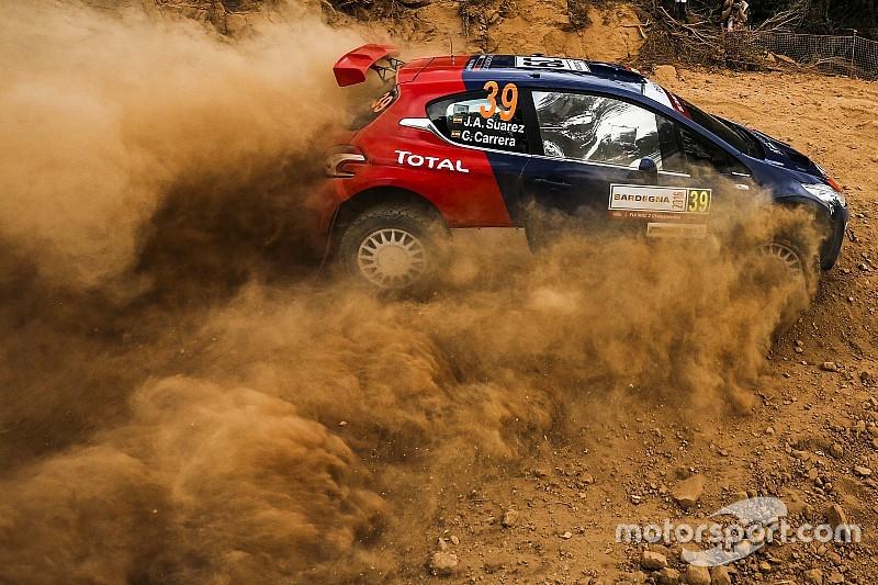 Peugeot vuelve al Campeonato de Europa de Rally con 'Cohete' Suárez y Pepe López