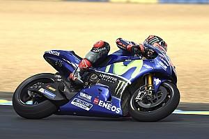 MotoGP Réactions Poleman au Mans, Viñales est prêt à