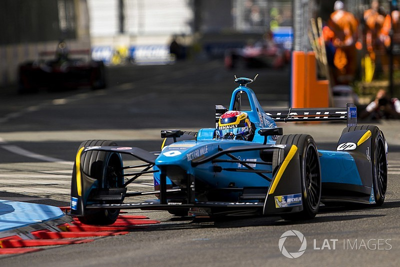 Paris ePrix: Buemi denies Vergne pole by 0.006s