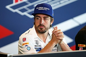 IndyCar Breaking news Alonso one of the best ever, says de Ferran