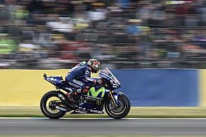 MotoGP 速報ニュース 【MotoGP】フランス決勝:最終周ロッシが転倒。ビニャーレス優勝