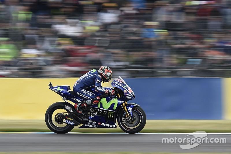 Vinales aimed for last-corner overtake before Rossi error