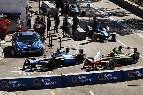 "Vídeo: Abt se marca ""un Vettel"" en Fórmula E y embiste a Buemi"