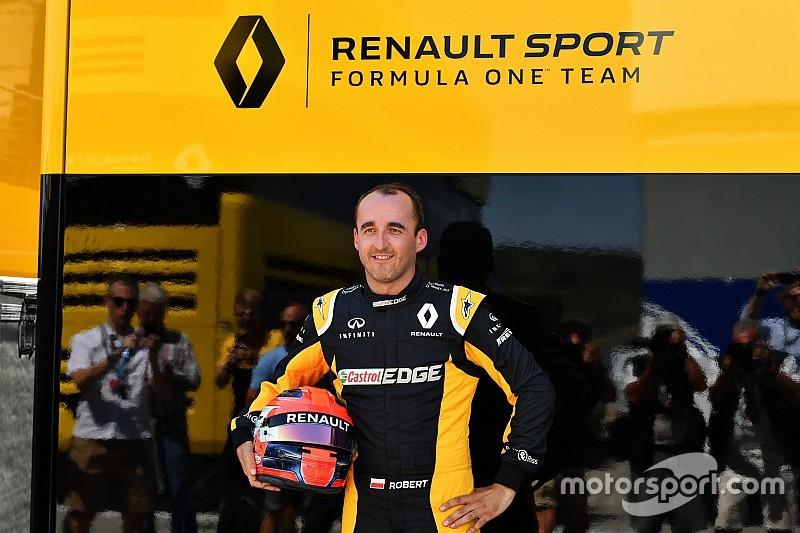 Robert Kubica pasó el test de extracción de F1