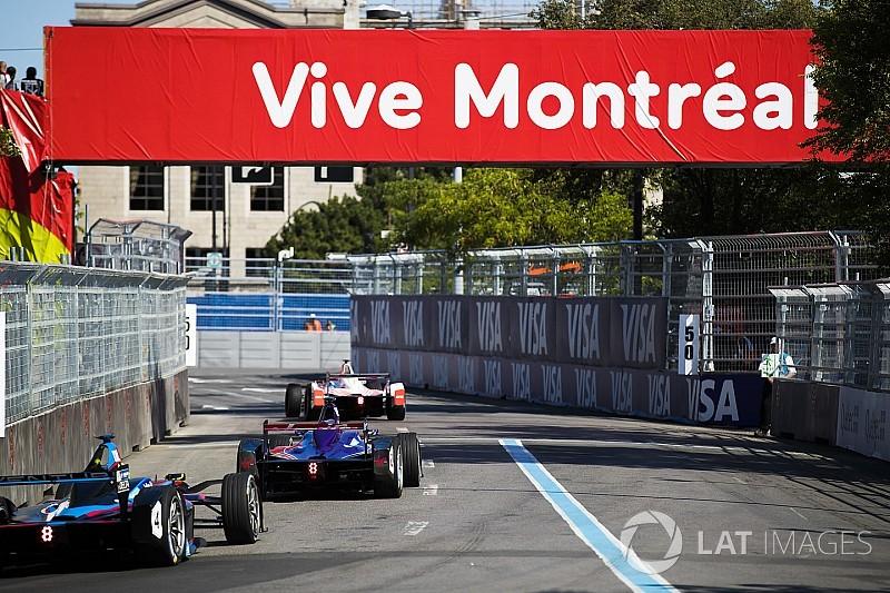 Montreal rompe su contrato con la Fórmula E