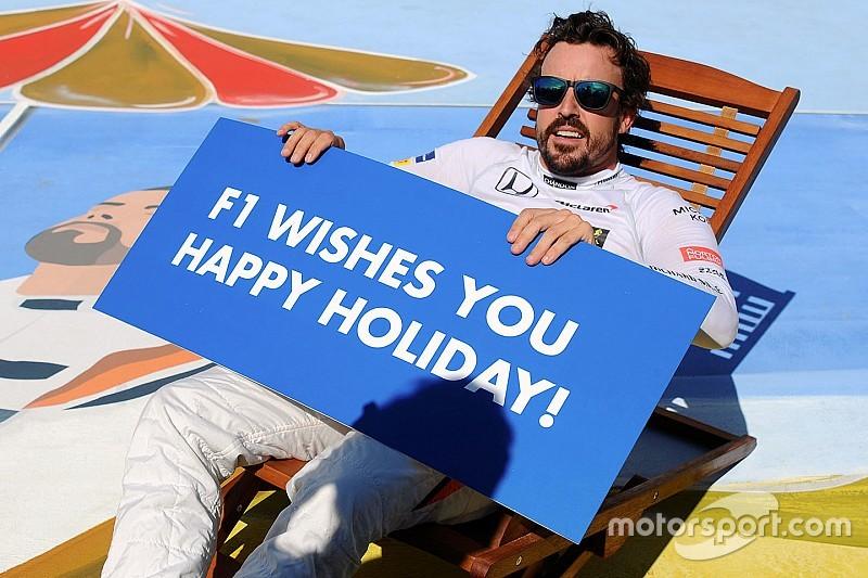 Brundle y Button discuten sobre el mensaje de Fernando Alonso