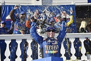"""Busch's win was big but playoff points """"are going to be colossal"""""""