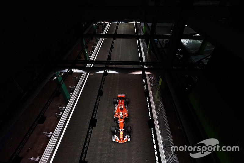 【動画】F1シンガポールGP コース紹介オンボード映像