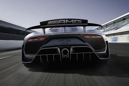 "Bildergalerie: Mercedes-AMG ""Project One"""
